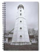 The Steel Tower Spiral Notebook