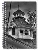 The Steeple Spiral Notebook