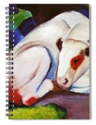 The Steer The Bull 1911 Spiral Notebook