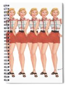 The Stepford Wives Spiral Notebook