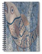 The Stone Fish Spiral Notebook