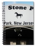 The Stone Pony, Asbury Park Spiral Notebook