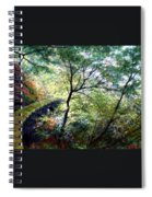The Stone Wall Spiral Notebook