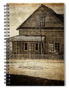 The Stories This House Holds Spiral Notebook