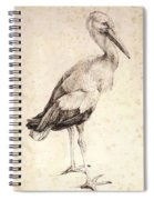The Stork 1515 Spiral Notebook