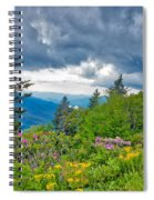 The Storm Spiral Notebook