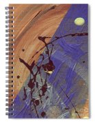 The Storm Is Still Passing 2 Spiral Notebook