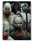The Strain Spiral Notebook