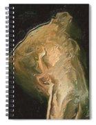 The Strange Ratman Spiral Notebook