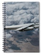 The Stratojet  Spiral Notebook