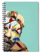 The Street Artist Spiral Notebook