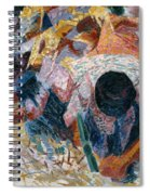 The Street Pavers Spiral Notebook