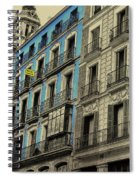 The Streets Of Toledo Spiral Notebook