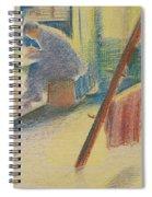 The Studio Spiral Notebook