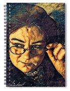 The Stumbling Aspirant Spiral Notebook