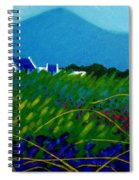 The Sugar Loaf County Wicklow Ireland Spiral Notebook