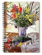 The Summer Room Spiral Notebook