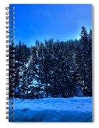 The Summit  Spiral Notebook