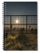 The Sun Is Free Spiral Notebook