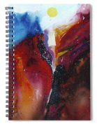 The Sun Rise Spiral Notebook