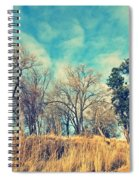 The Sunday Trees Spiral Notebook