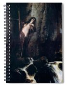 The Surf 1883 Spiral Notebook