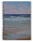 The Surf Walker Spiral Notebook