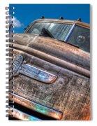 The Survivor - '42 Chevy Spiral Notebook