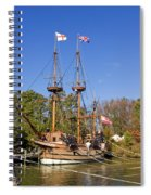 The Susan Constant Spiral Notebook