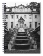 The Swan House Spiral Notebook