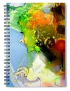 The Sweeties 01 Spiral Notebook