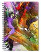 The Sweeties 02 Spiral Notebook