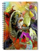 The Sweeties 03 Spiral Notebook