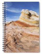 The Swirl Spiral Notebook