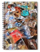 The Synergies Of Recycling Wastes And Intellects #3005 Spiral Notebook