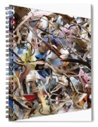 The Synergies Of Recycling Wastes And Intellects #511 Spiral Notebook