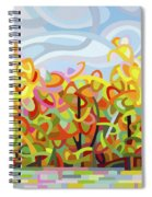 The Tangled Shore Spiral Notebook