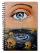 The Tear Spiral Notebook