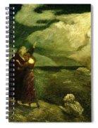 The Tempest Spiral Notebook
