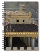 The Temple Of Solomon 1 Spiral Notebook