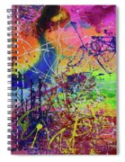 The Tern And The Treat Spiral Notebook