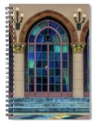 The Terrace At The Ringling Estate - Sarasota, Florida Spiral Notebook