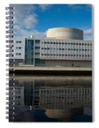 The Theatre Of Oulu 1 Spiral Notebook