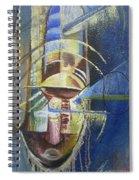 The Third Eye Spiral Notebook