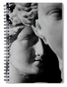 The Three Graces Spiral Notebook
