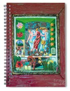 The Three Sisters Spiral Notebook