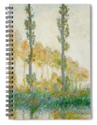 The Three Trees Spiral Notebook