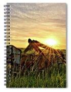 The Thresher Spiral Notebook