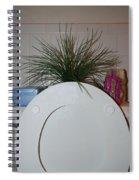 The Throne Spiral Notebook
