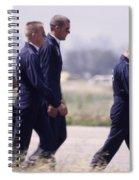 The Thunderbirds Spiral Notebook